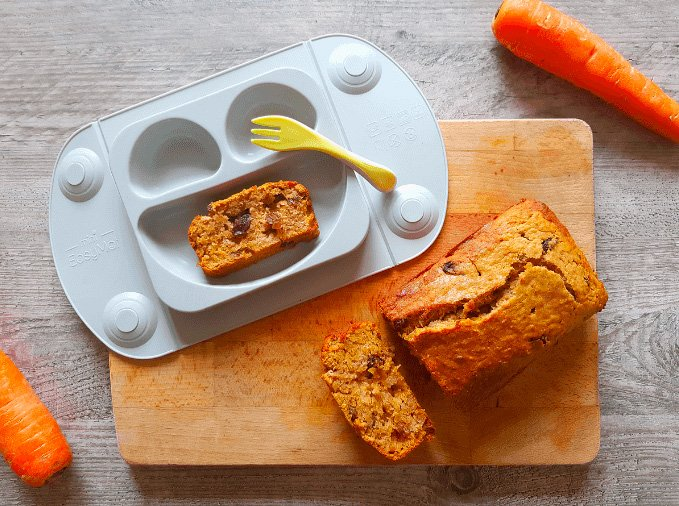 Baby Friendly Carrot Cake