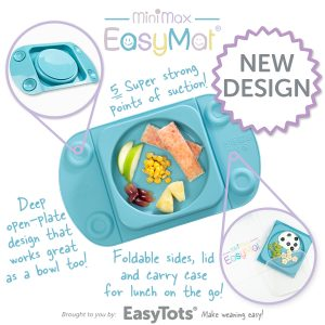 Portable Open Baby Suction Tray (5 Points of Suction ...