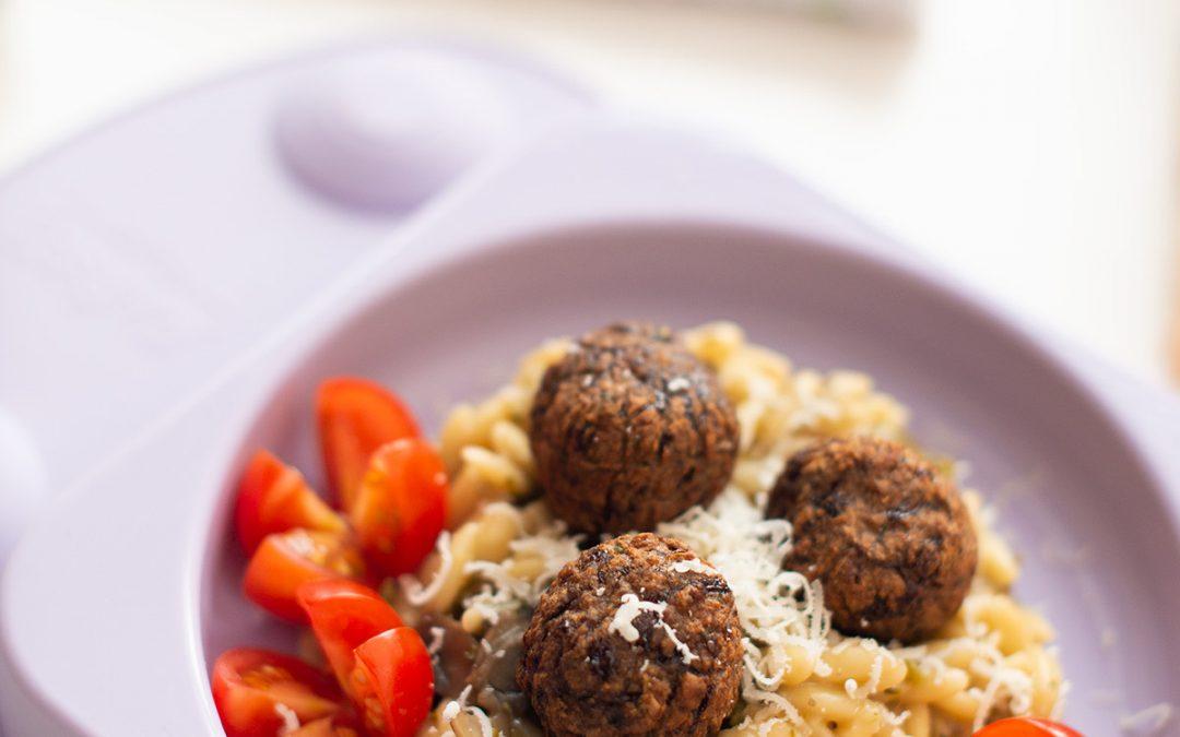 One Pot Mushroom Orzo Pasta